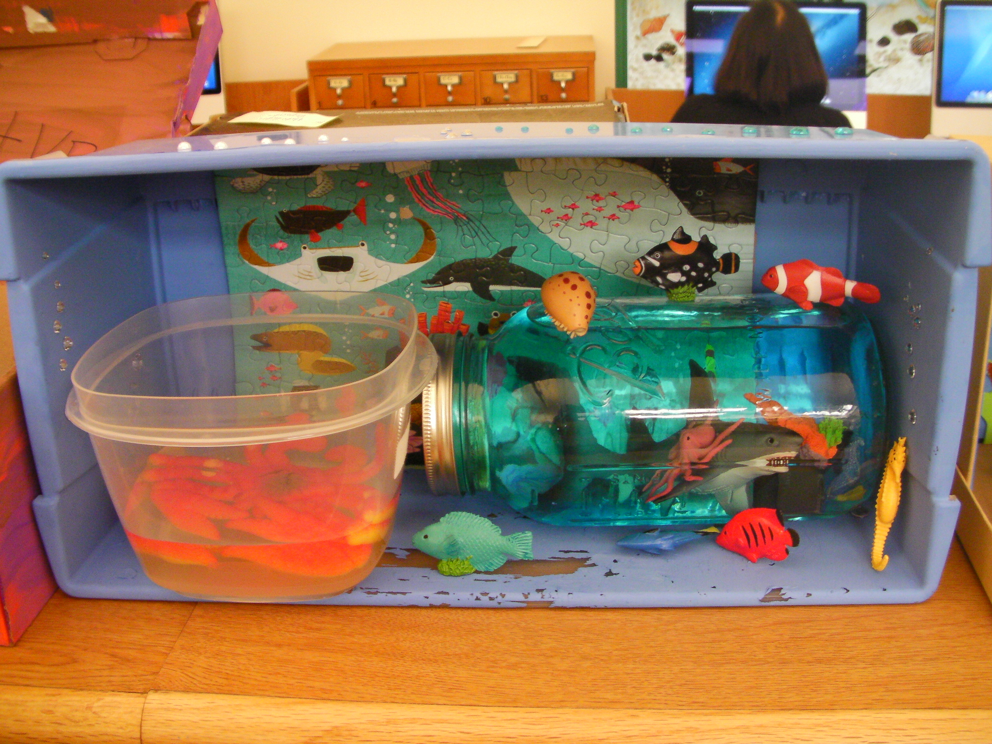 animal habitat projects Animal habitats diorama, poster, brochure or speech objective: to help your child learn about an animal of their  project: each child will need to pick an animal of their choice and.