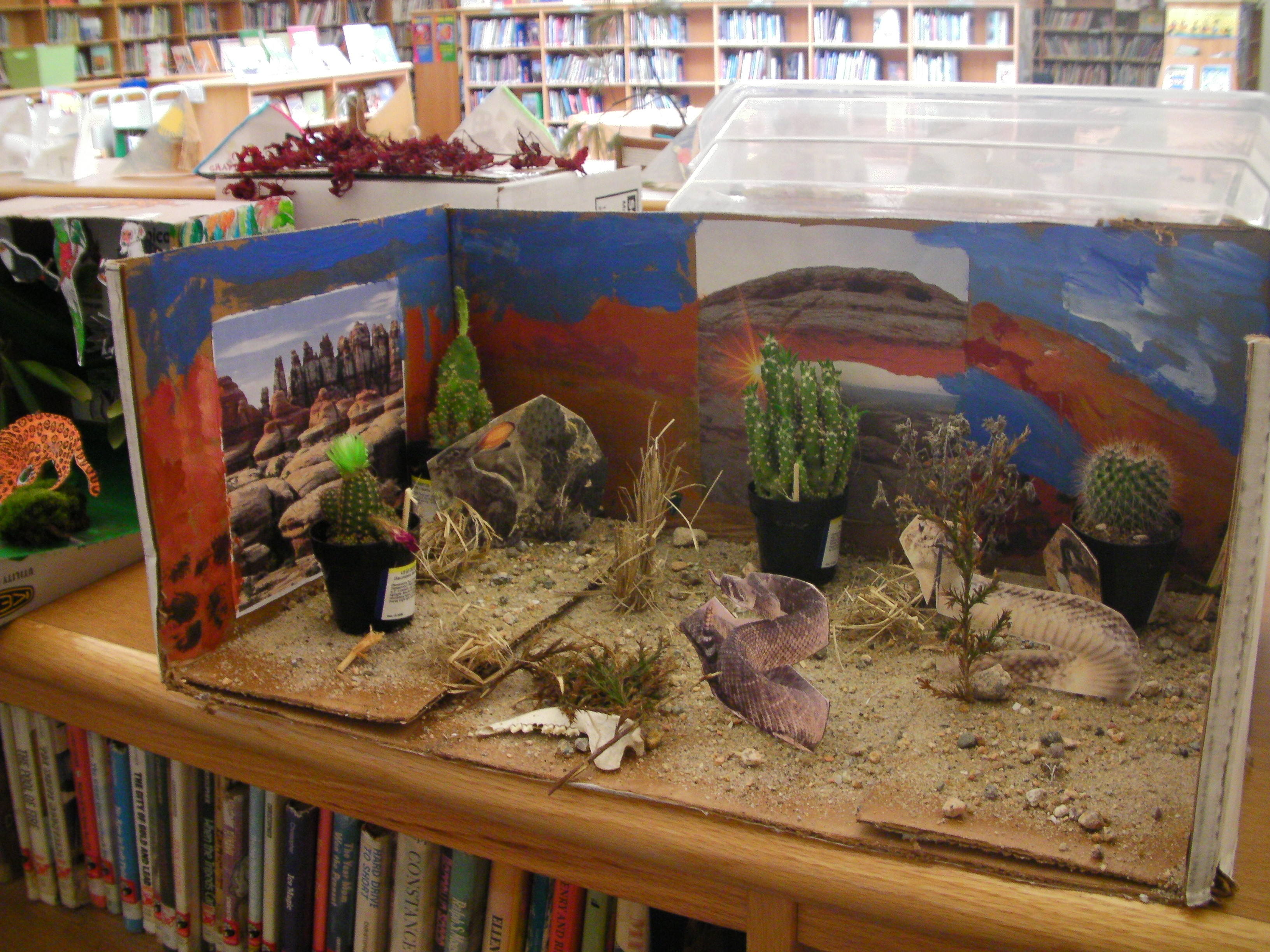 Grade Two Habitat Projects Sippican Library Online
