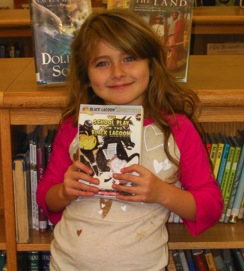"Mariah recommends ""The School Play From the Black Lagoon""!"